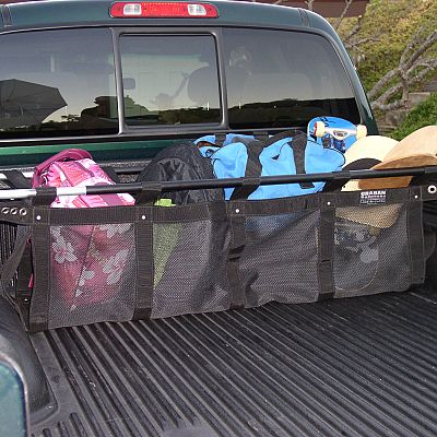 Pickup Truck Covers >> Cargo Catch pickup truck bed organizers by Graham Custom ...
