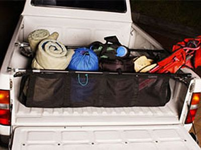 Truck Bed Dimensions >> Cargo Catch pickup truck bed organizers by Graham Custom Truck Accessories, LLC