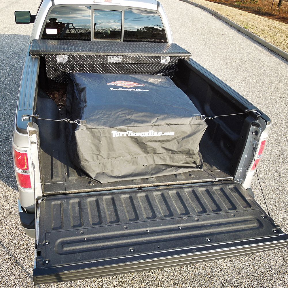 Tuff Truck Cargo Bag For Pickup Bed Waterproof Luggage Storage